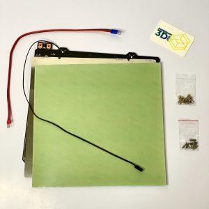 Cama Caliente Magnética 12V MK52 Genérica